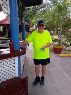 Enero 2019 - De paseo con Douglas, nuestro maravilloso huésped de Cánada