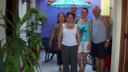 Bella familia chilena residente en Suiza
