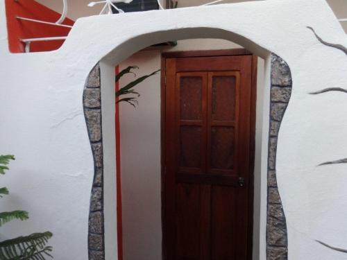 Casa en Cienfuegos Cuba - Puerta de entrada de una de las habitaciones