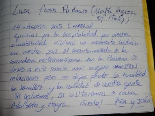 Hostal La Terraza Cienfuegos Cuba - Opiniones de nuestros huéspedes