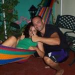 Cienfuegos Cuba Hostal la terraza - Huéspedes italianos